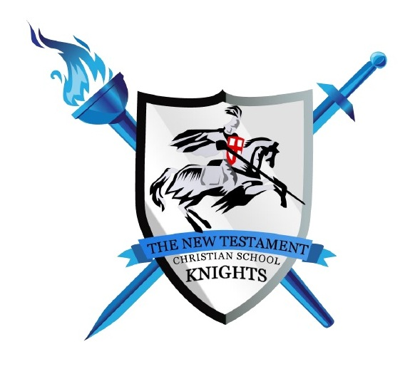 The New Testament Christian School logo