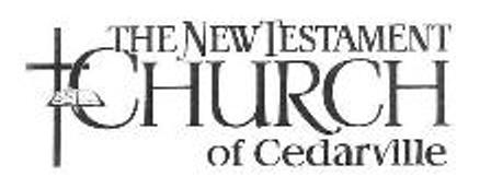 The New Testament Church of Cedarville